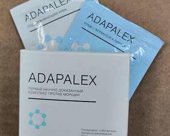 Средство Adapalex на столе