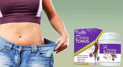 Капсулы Dream Tonus для похудения.